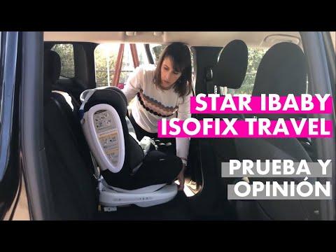 Star Ibaby Isofix Travel: prueba, opinión e instalación