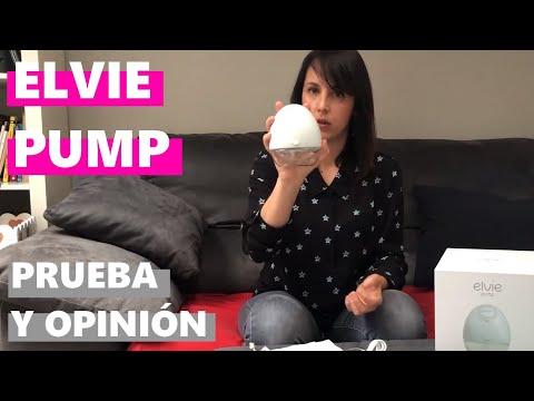 Sacaleches Elvie Pump: prueba, análisis y opinión