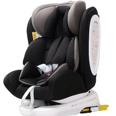 Análisis y opinión de la silla de coche Star Ibaby Isofix Travel