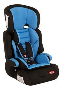 silla para carro de niña