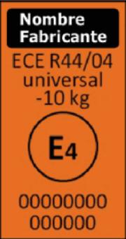 Homologación R44/04