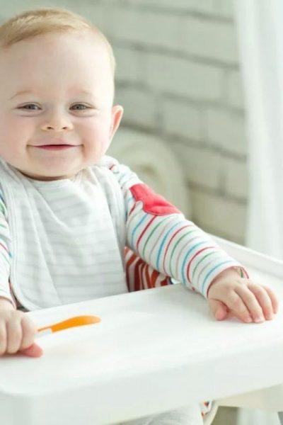 Las mejores tronas de bebé – comparativa y guía de compra