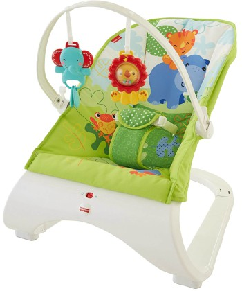 Fisher Price Confort y Diversión