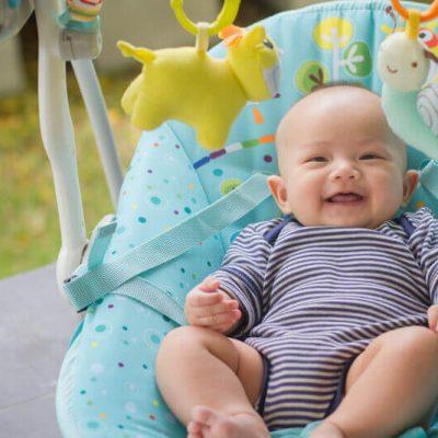 Las mejores hamacas y columpios para bebé – comparativa y guía