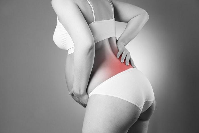 dolor de espalda embarazo