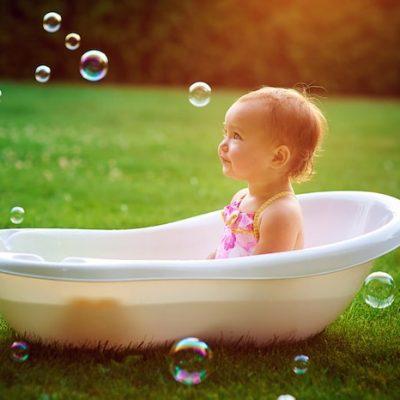 Las mejores bañeras para bebé: comparativa y guía de compra