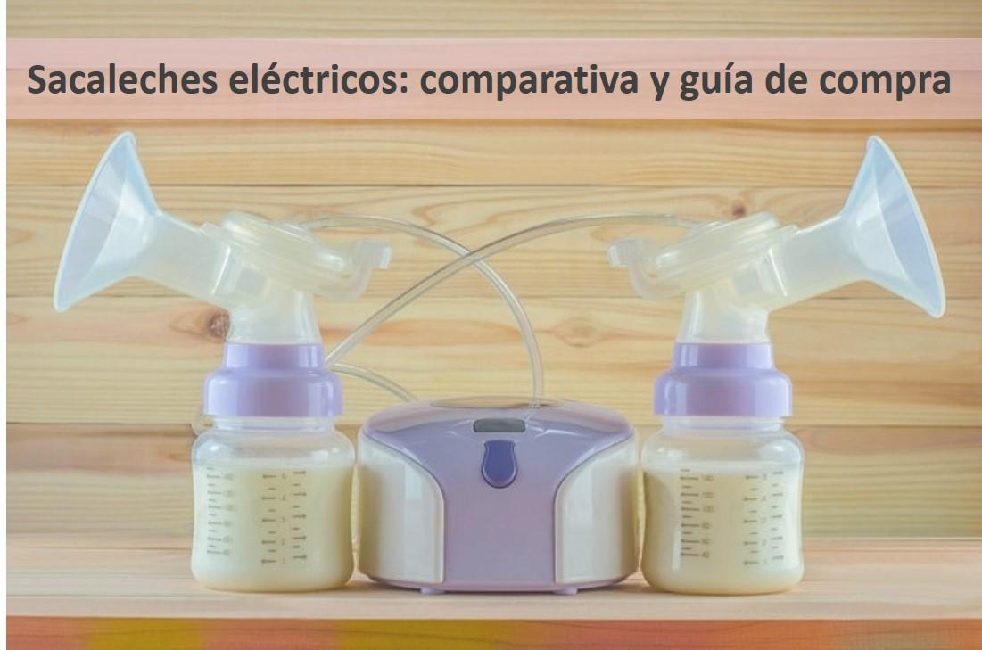 Guía sacaleches eléctricos