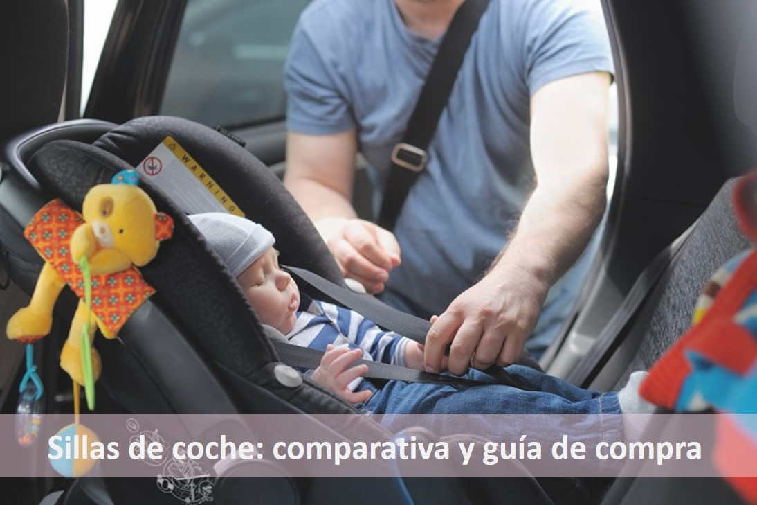 Guía sillas coche