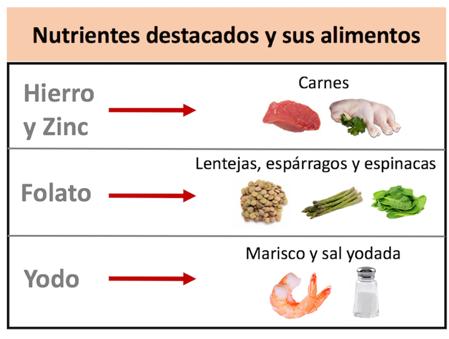 nutrientes destacados