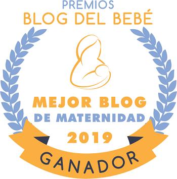 Ganador Mejor Blog de Maternidad 19