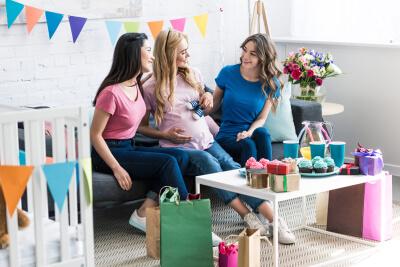 Babyshower fiesta