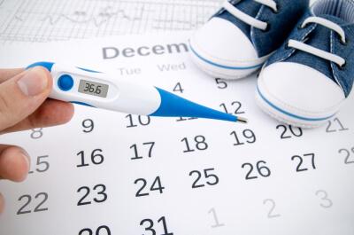 Días fértiles calendario