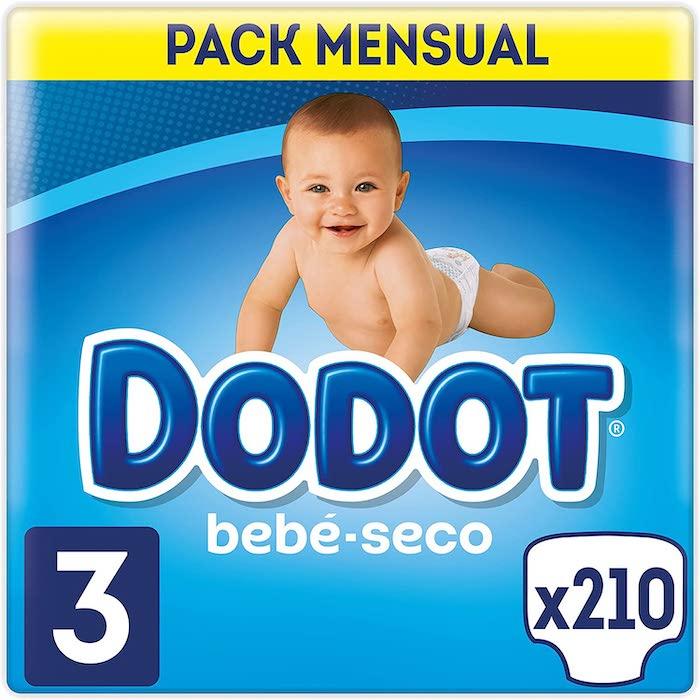 Dodot Bebé-Seco