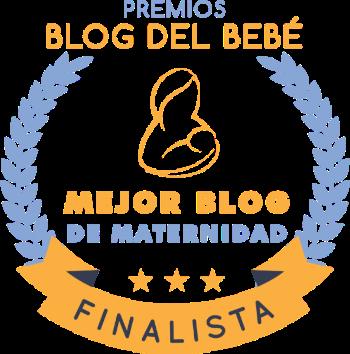 Finalista mejor blog maternidad