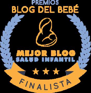 Finalista mejor blog salud infantil