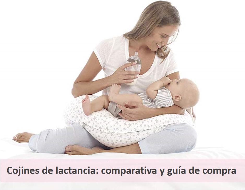 Guía cojines lactancia