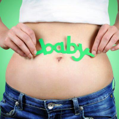 Síntomas de embarazo en el primer mes