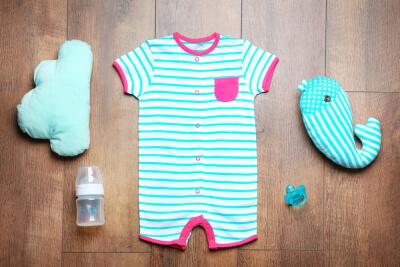 Babyshower ropa