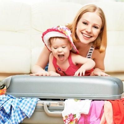 Consejos para viajar con tu bebé y disfrutar al máximo